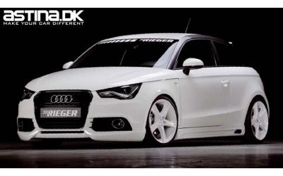Audi A1 Rieger Frontspoiler