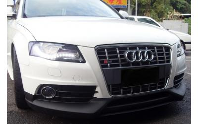 Audi A4 B8 ABS Frontspoiler R-Type S4/S-Line