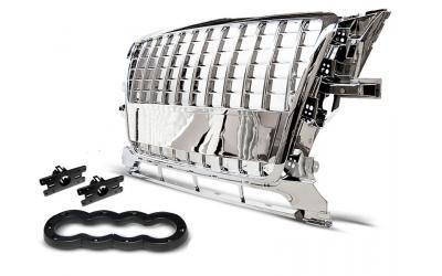 Audi Q5 Frontgrill S-Line Look Krom 08-12
