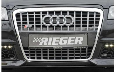 Audi S-Line Grill - Special Rieger A4 8H / A3 8P