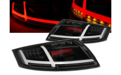 Audi TT 8J Baglygter LED Light Tube Sort