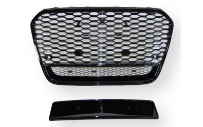 Audi A6 4G Frontgrill RS-Look Honeycomb 11-15