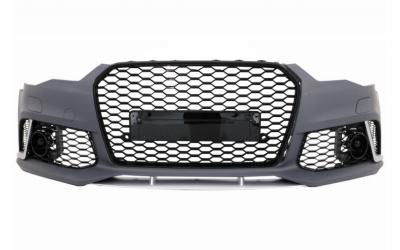 Audi A6 4G ABS Forkofanger RS Style Front Komplet 15-18