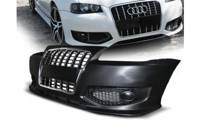 Audi A3 8L ABS Styling Forkofanger S3 Design Krom