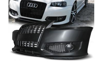 Audi A3 8L ABS Styling Forkofanger S3 Design Sort