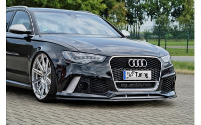 Audi A6 4G INT Frontsplitter 13- RS6