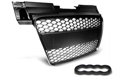 Audi TT 8J Frontgrill RS Design ABS Sort 06-14