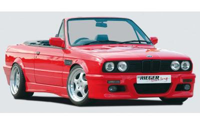 BMW E30 Rieger Styling Forkofanger M3 Design
