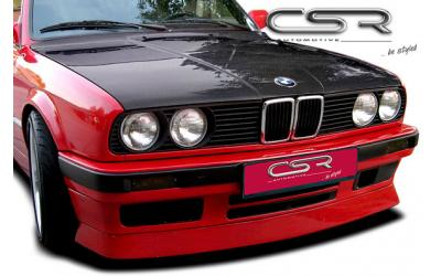 BMW E30 CSR Styling Frontspoiler