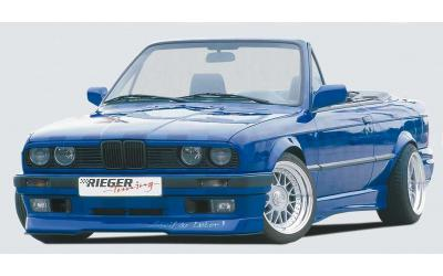 BMW E30 Rieger Styling Frontspoiler