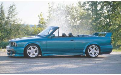 BMW E30 Rieger Styling Sideskørter GTS Cabrio/Coupe