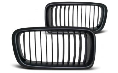 BMW E38 Frontgrill Nyrer Sort 94-01
