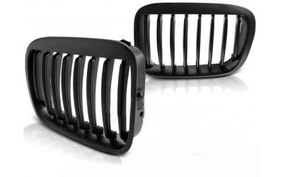 BMW E46 Frontgrill Nyrer Sort 98-01 - Limo Touring Compact