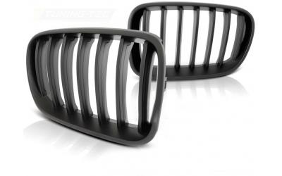 BMW X3 F25 Frontgrill Nyrer Sort 10-14
