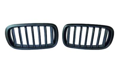 BMW X5 F15 F16 Frontgrill Nyrer M-Performance Look Sort 13-