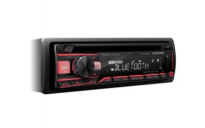 Alpine CDE-203BT Bluetooth AUX USB Android iPod iPhone