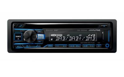 Alpine CDE-205DAB Autoradio DAB+USB AUX BT iPod iPhone
