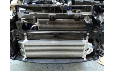 Citroën DS3 Forge Intercooler Upgrade Racing / 1.6 THP