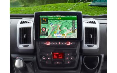 "Fiat Ducato Alpine Style 9"" x902D Navi Android Carplay 06-"