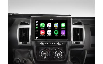 "Fiat Ducato Alpine Style 9"" i902D Android Carplay 06-"