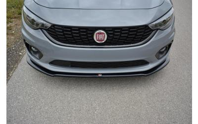 Fiat Tipo Styling Frontsplitter ABS