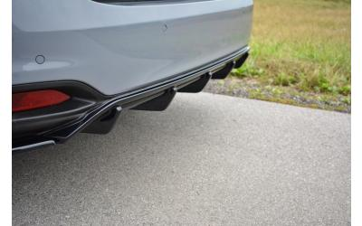 Fiat Tipo Styling Hækskørte Diffuser ABS