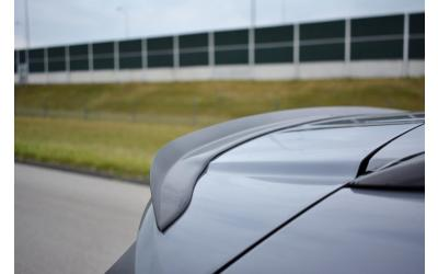 Fiat Tipo Styling Hækspoiler Splitter Extension ABS
