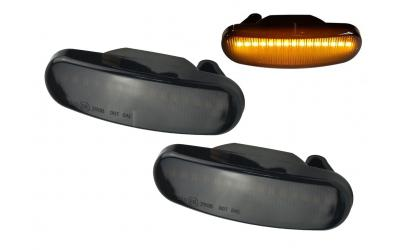 Fiat Sideblink Type 1 Orion LED Sort LT