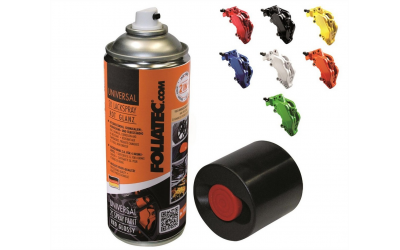 Foliatec Kalibermaling Rød Spray 2 In 1