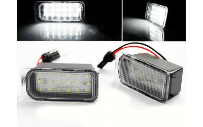Ford LED Nummerpladelys Type 3