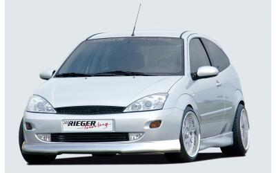 Ford Focus I Rieger Styling Frontspoiler Clean 98-01