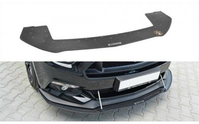 Ford Mustang MK6 MXT Racing Frontsplitter Carbon - GT