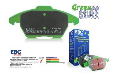VAG EBC Green Stuff Bremseklodser - For (DP2517)