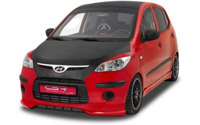 Hyundai i10 CSR Styling Frontspoiler SF-Line 08-11