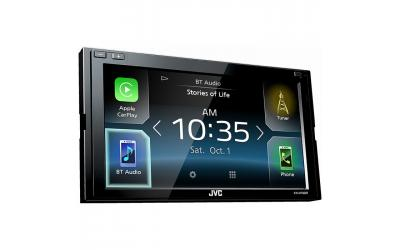 JVC KW-M730BT Apple Carplay / Andriod Auto / BT / USB 6,2""
