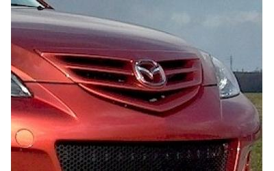 *Mazda 3 ATH Frontgrill - Lamel - PH2 Hatchback
