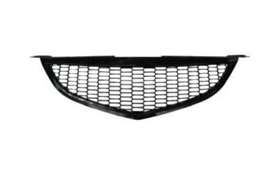 Mazda 6 ABS Frontgrill 02-05 Sort