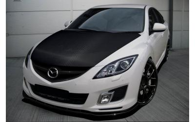 Mazda 6 GH ABS Styling Frontspoiler