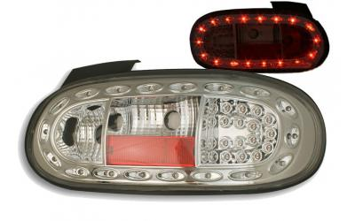 Mazda MX-5 NB LED Baglygter Eagle Krom 98-05