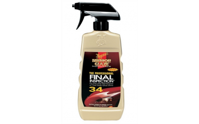 Meguiar´s Final Inspection