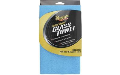 Meguiars Perfect Clarity Towel - Glasklud