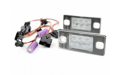 VAG LED Nummerpladelys Type 108 OEM Design