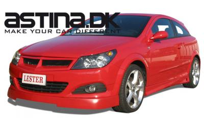 Opel Astra H Lester Frontspoiler