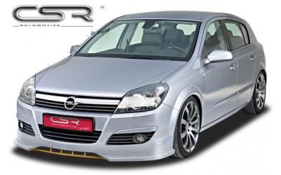 Opel Astra H CSR Styling Frontspoiler 04-07