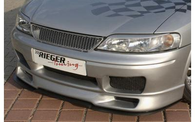Opel Vectra B Rieger Styling Diffuser Sværd