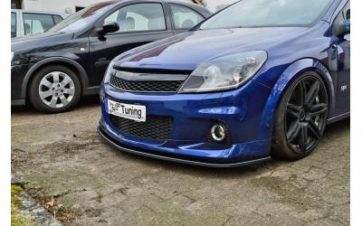 Opel Astra H INT Frontsplitter 05-10 - OPC