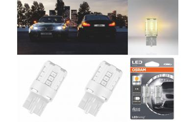 Osram LEDriving Standard 21/5W LED Orange - 2 Stk