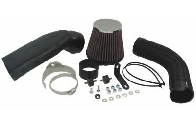 Peugeot 206 K&N 57i Injection Luftfilter Kit 1.6 16v