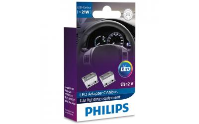 21W Philips CANBUS LED Snydemodstande - 2 Stk