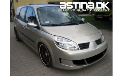 Renault Scenic - ASTN Forkofannger Edition